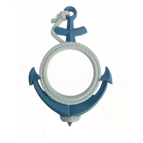 Anchor with Rope Mirror