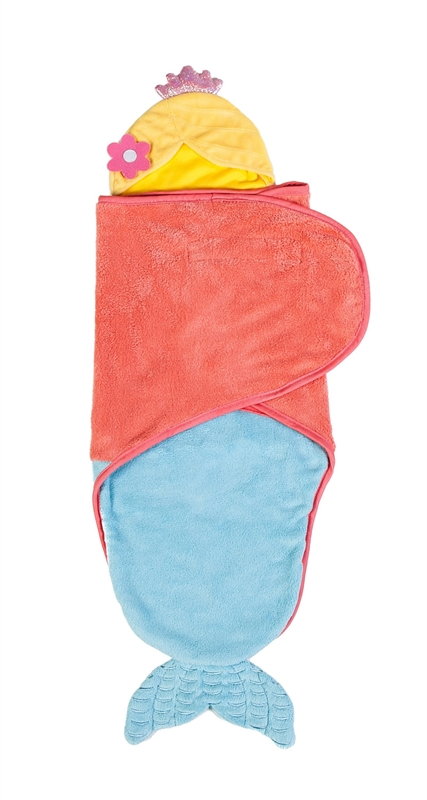Mermaid Baby Swaddle Towel