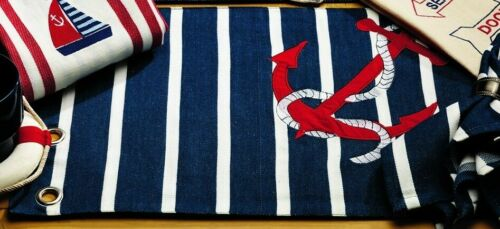 Anchor Nautical Placemats Set of 2