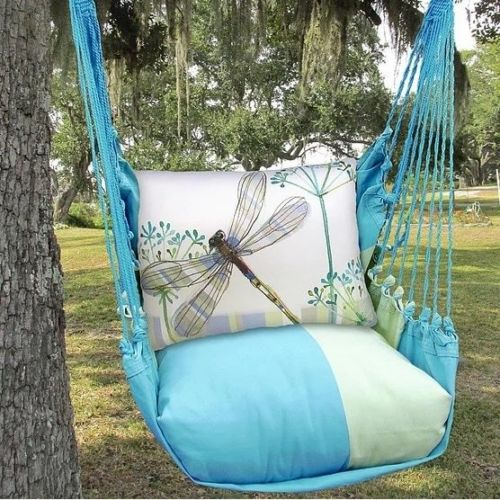 Dragonfly Hammock Outdoor Swing Chair