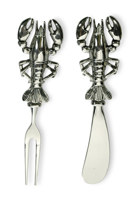 Lobster Fork & Spreader Set