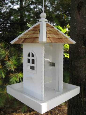 Bird Feeder - 5 Colors to Chose From