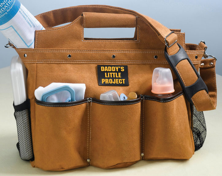 Daddy's Little Project Diaper Bag
