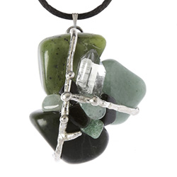 Amulet Pendant Necklace - Good Luck