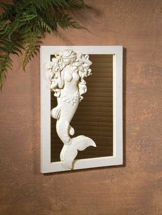 Mirror Mermaid Rectangular
