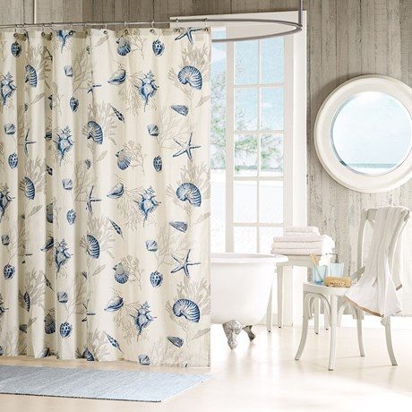 Shower Curtain - Seashell