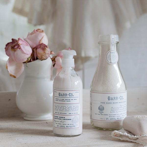 Shabby Barr & Co Bath Collection