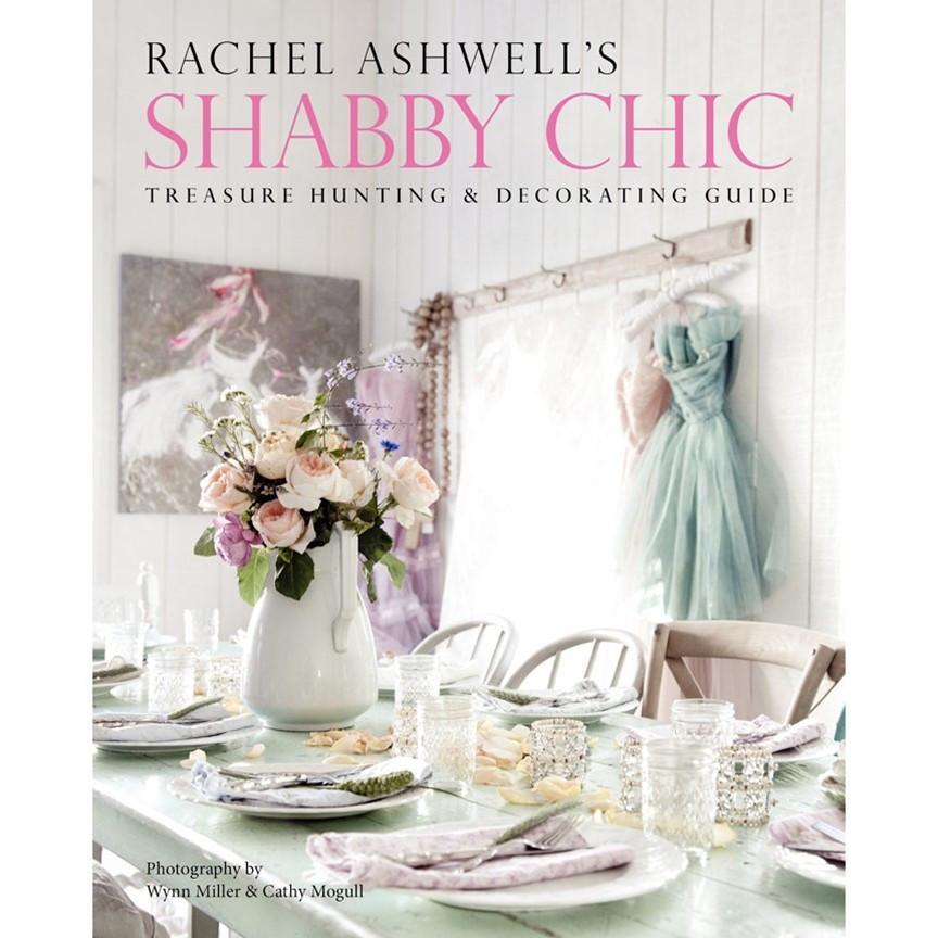 Shabby Treasure Hunting and Decorating Guide Book