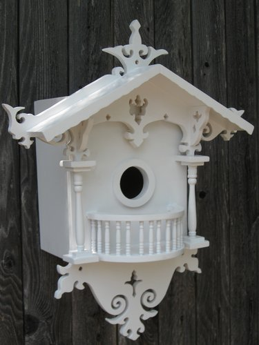 Bird House - White Cottage